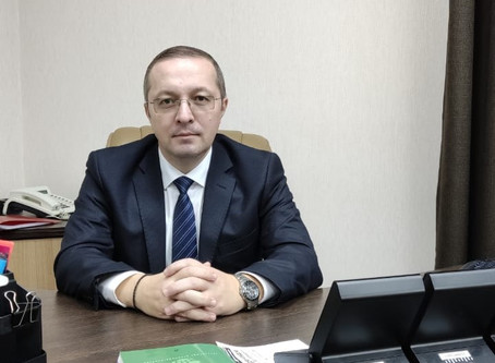 Александр Воробьев назначен и. о. главы Минприроды Чувашии