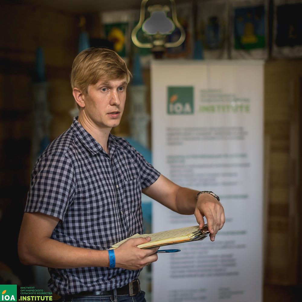 Андрей Лысенков, генеральный директор ABCERT AG Russland