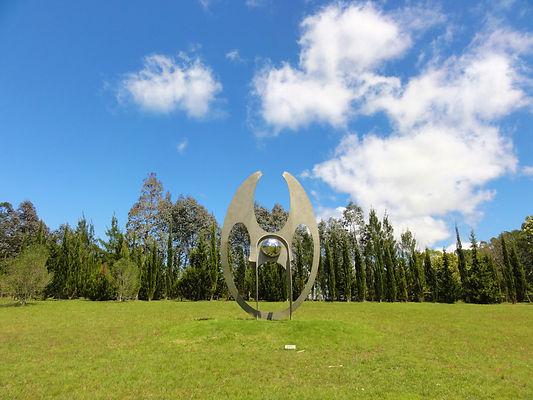 Fundación Pablo Atchugarry em El Chorro no Uruguai