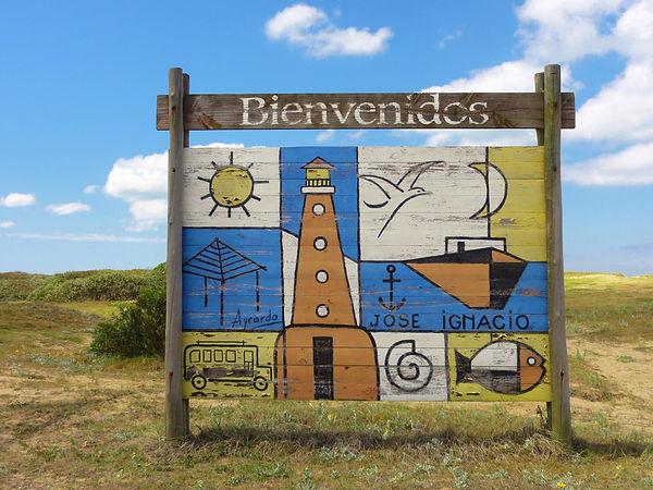 Praia José Ignacio no Uruguai
