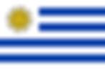bandeira do uruguai, viagem, uruguai