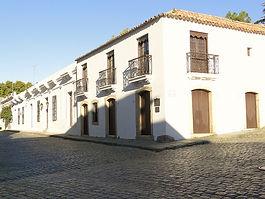 Museu Espanhol em Colonia Del Sacramento no Uruguai
