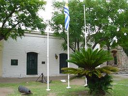 Museu Naval de Colonia del Sacramento no Uruguai