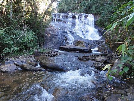 Cachoeira em Minas Gerais