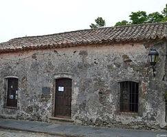 Museu do arquivo regional de Colonia Del Sacramento no Uruguai