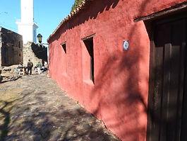 Museu Nacarello em Colonia Del Sacramento no Uruguai