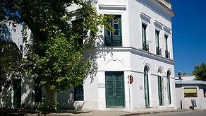 Museu Indígena em Colonia Del Sacramento no Uruguai