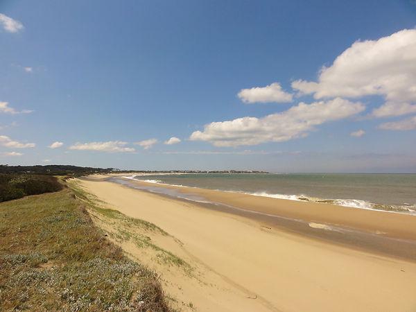 praia em josé ignacio no uruguai