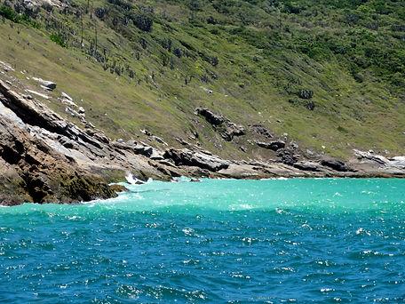 Praia em Arraial do Cabo