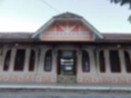 Estação de trem de Santa Rita de Jacutinga