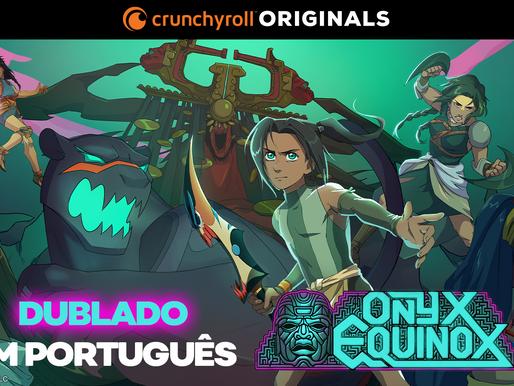 Crunchyroll Expo: Painel de Onyx Equinox