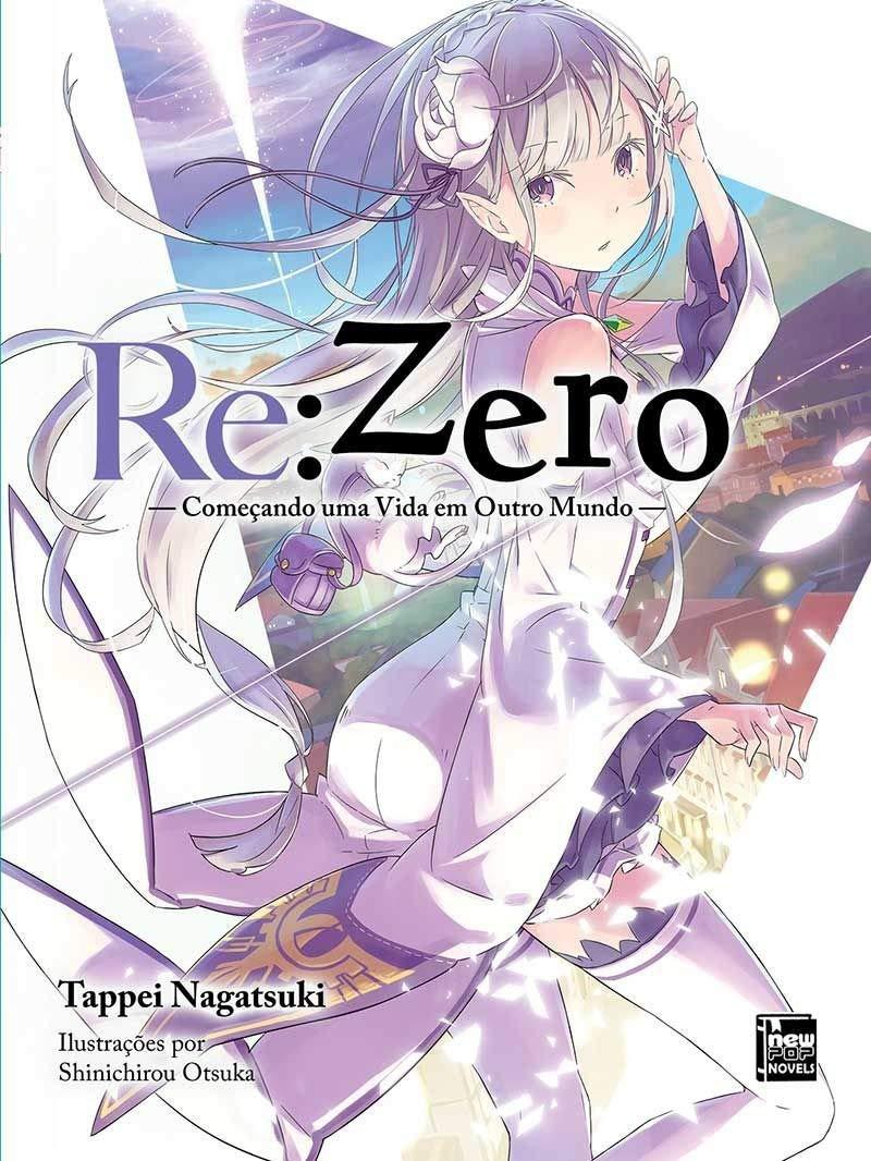 Re:Zero - Começando uma Vida em Outro Mundo