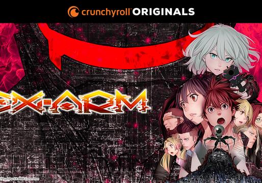 Crunchyroll Expo: Painel de EX-ARM com o dublador Soma Saito e o diretor Yoshikatsu Kimura