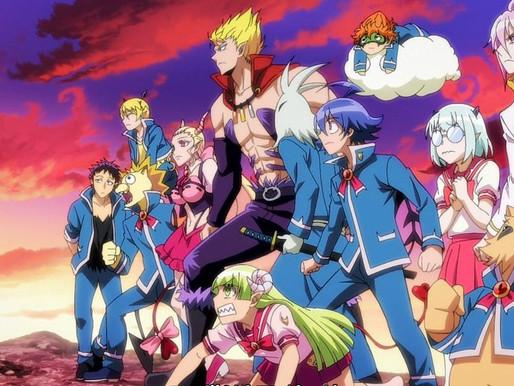 Review | Welcome to Demon School! Iruma-kun