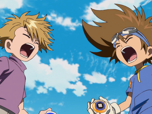 Crítica | Digimon Adventure: Mergulhe no Próximo Oceano