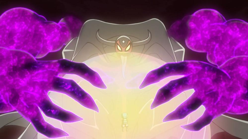 DoneDevimon vs Takeru