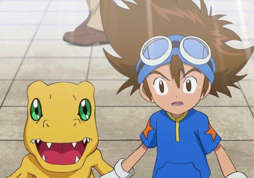 Review | Digimon Adventure: A Invasão de Tóquio Pela Sombra Negra