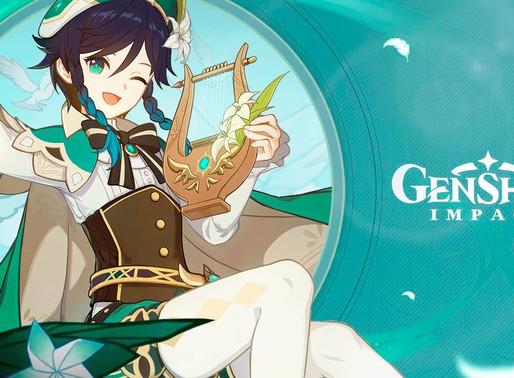 Genshin Impact | Guia de build para o Venti
