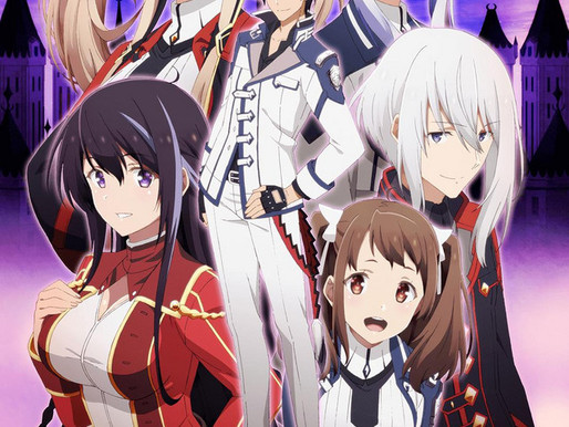 Review | The Misfit of Demon King Academy