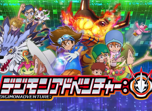 Analisando Digimon: Adventure (2020)