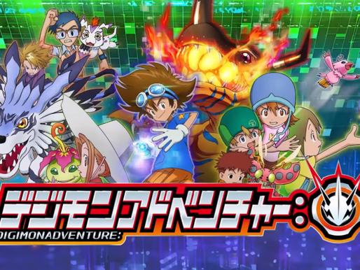 Analisando Digimon: Adventure (2020)