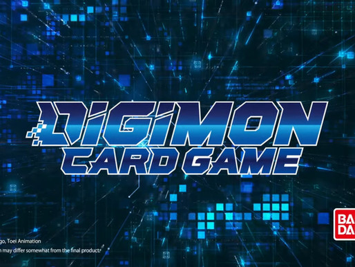 Novo Card Game de Digimon será lançado em inglês