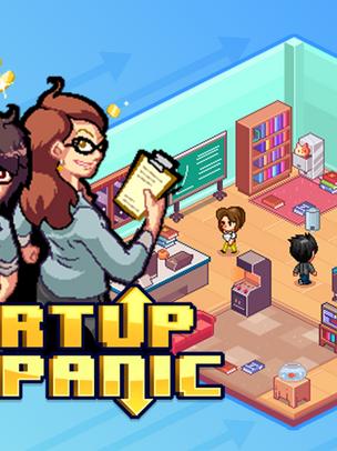 'Startup Panic' é anunciado para PC e celular