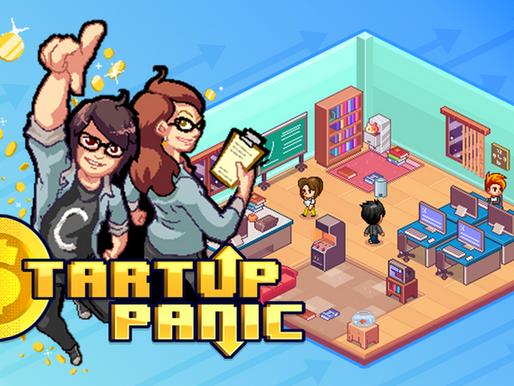 5 motivos para jogar Startup Panic