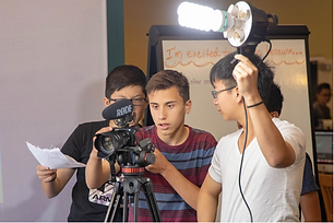 Intro to Filmmaking & Video Production with Premiere