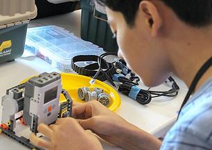 Adventures in LEGO Robotics & Coding