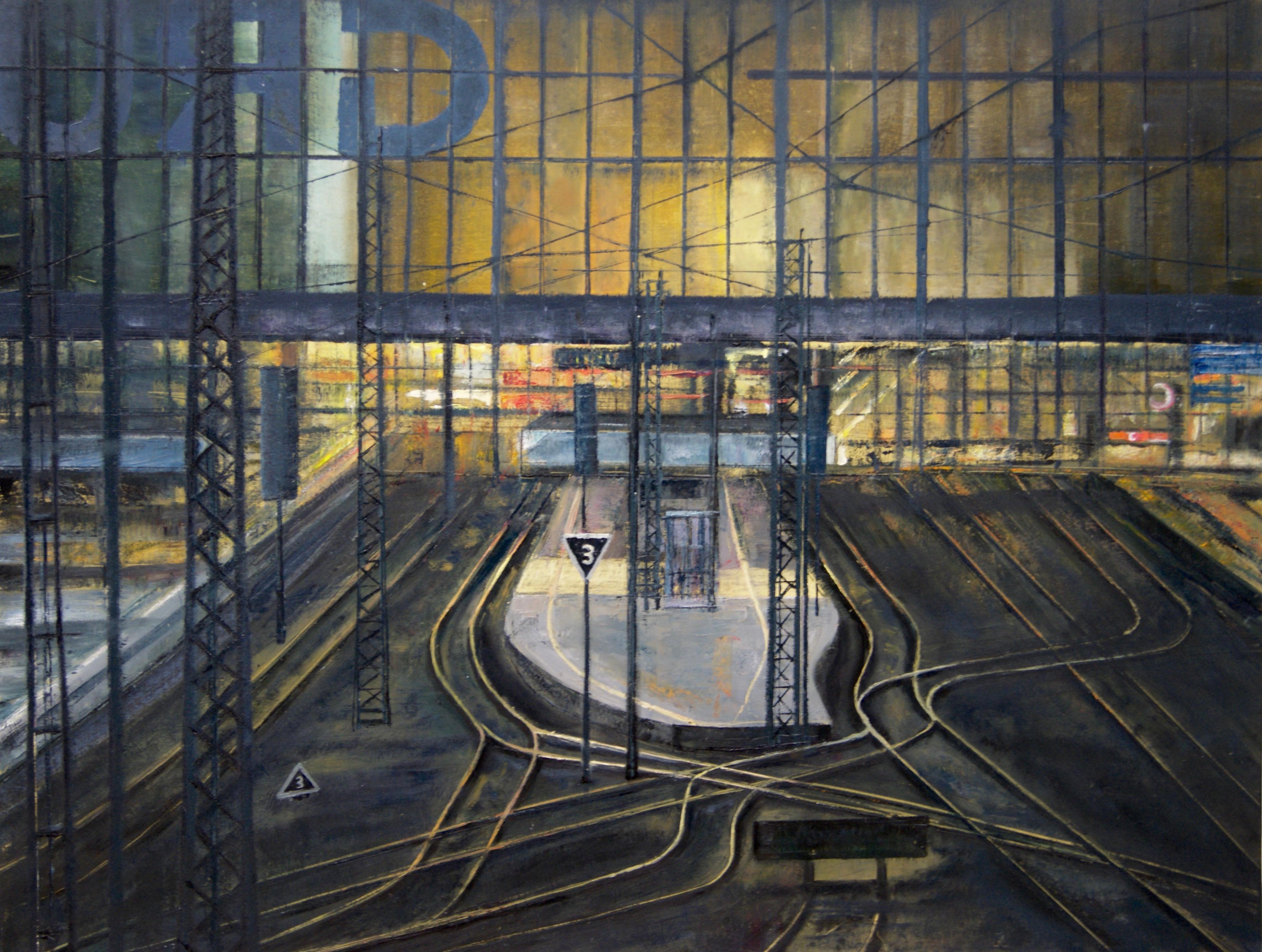 Zugfahrt Galerie