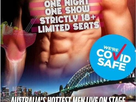 Hot Shots coming to the Bowlo! 16th April. Ticket available now!
