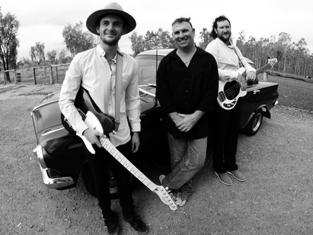 Fitters and Tuners playing at the Biloela Bowls Club Friday 15th March