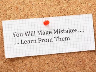 Achieving Success through Failures