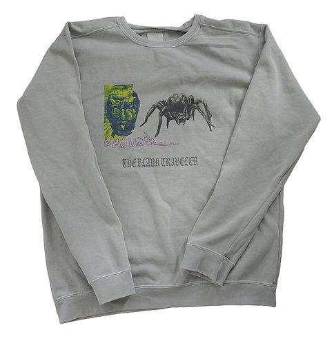 SPIDER CREWNECK
