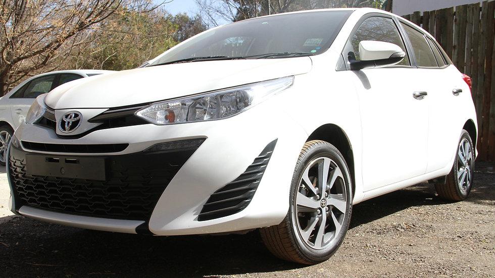 2018 Toyota Yaris 1.5 SX