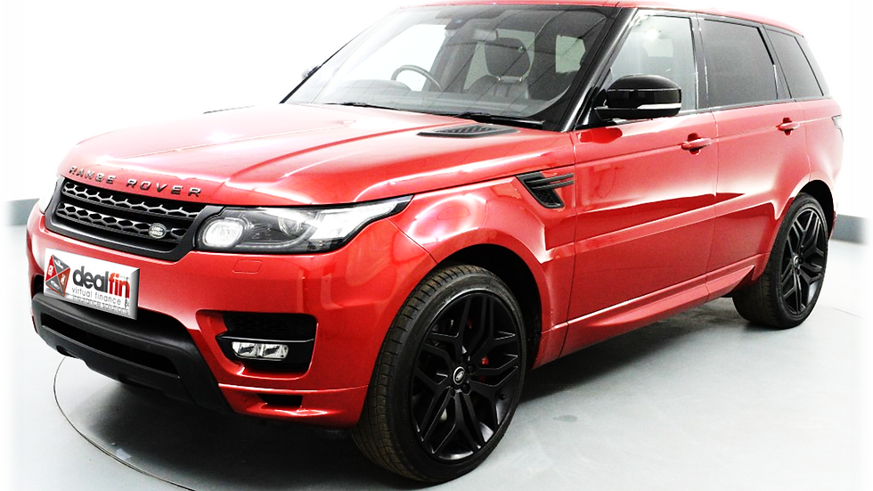 2014 Range Rover SPORT 3.0 V6 HSE