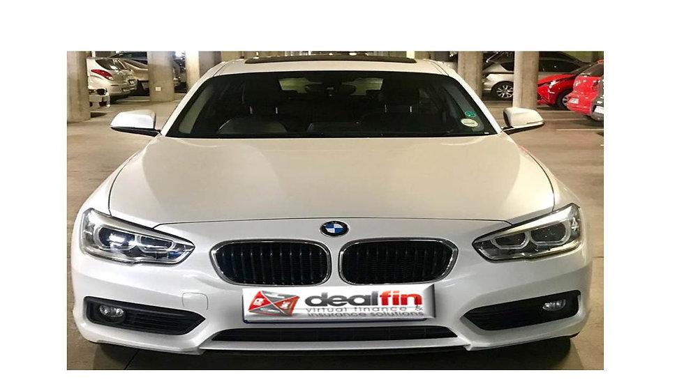 2016 BMW 120i Automatic