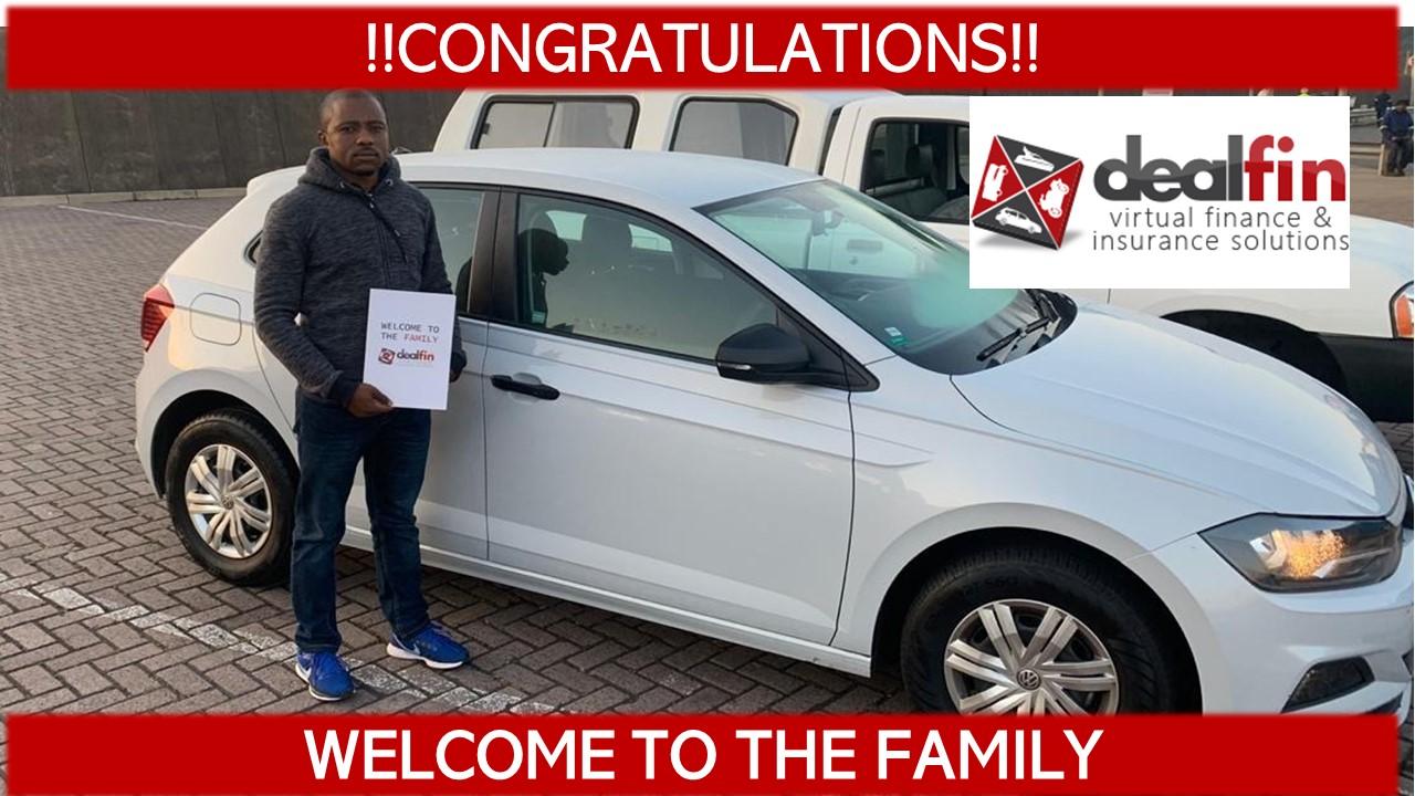 Congratulations Mr Cele!