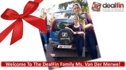 Ms. Van Der Merwe