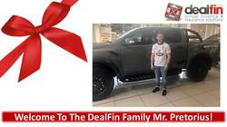 Mr. Pretorius