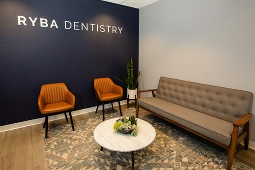 Ryba Dentistry | Seven Hills Reception