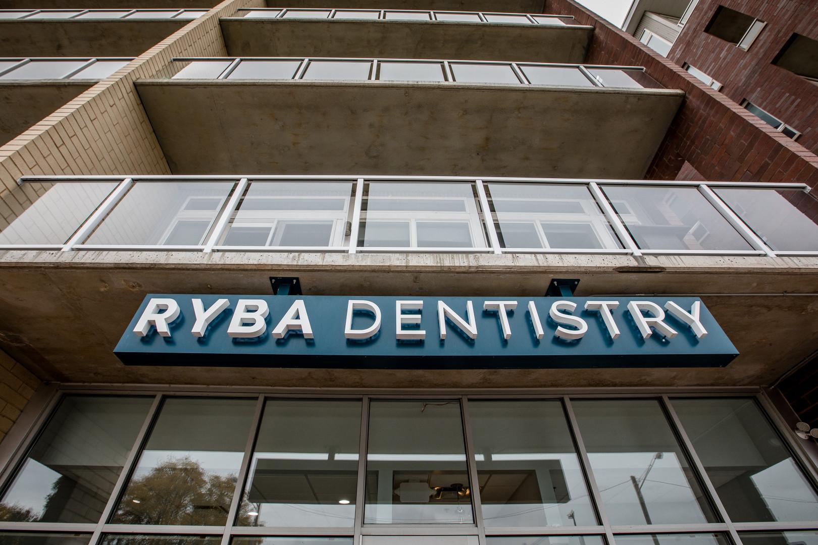 Ryba Dentistry   Exterior