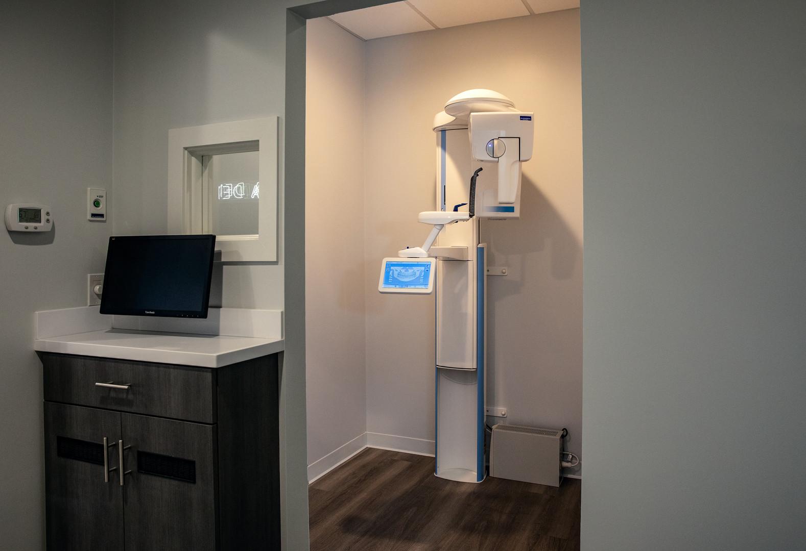 Ryba Dentistry   Panoramic Radiology Room