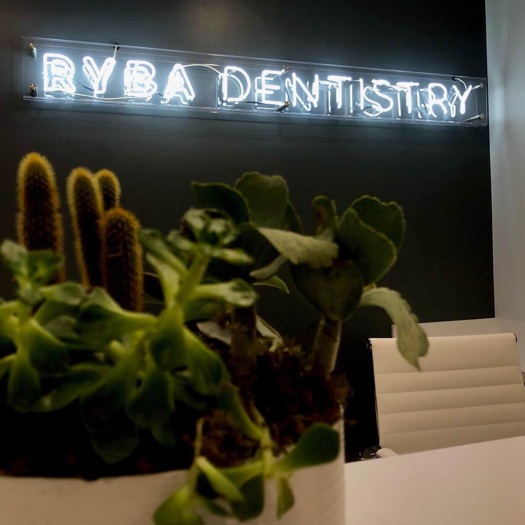 Ryba Dentistry | Ohio City Reception