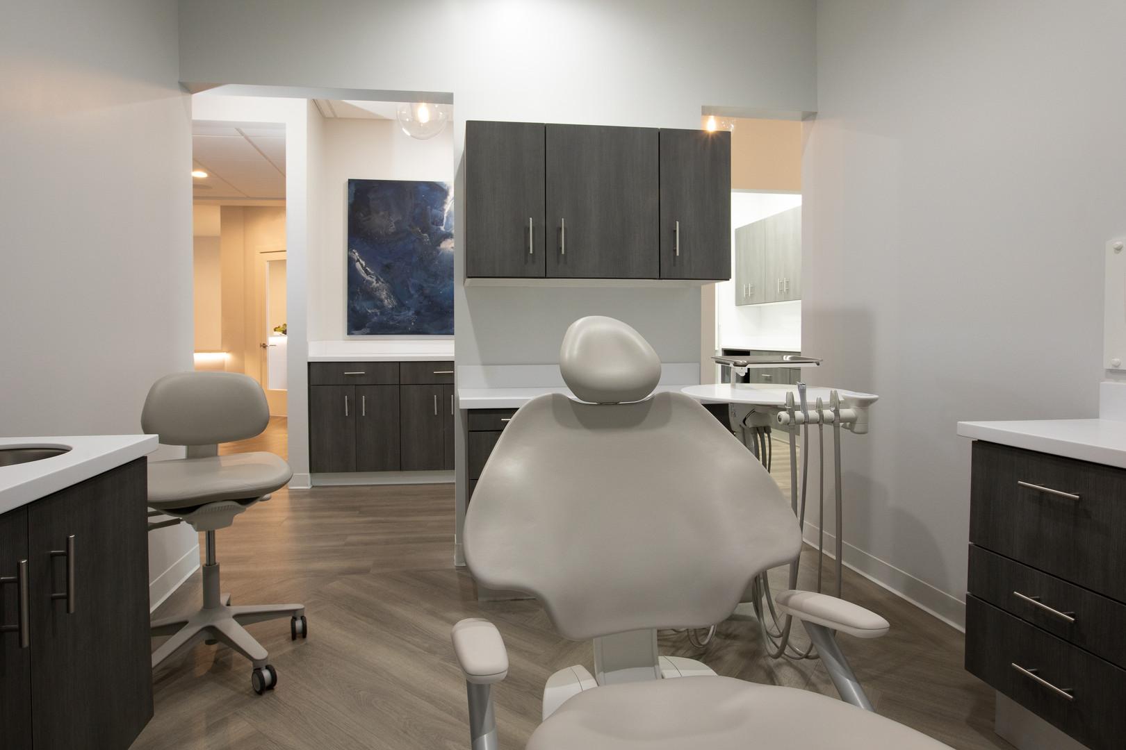 Ryba Dentistry   Treatment Room