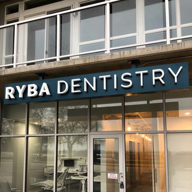 Ryba Dentistry | Ohio City Exterior