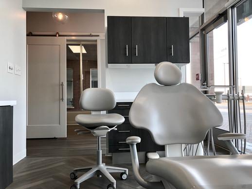 Ryba Dentistry | Ohio City Treatment Room