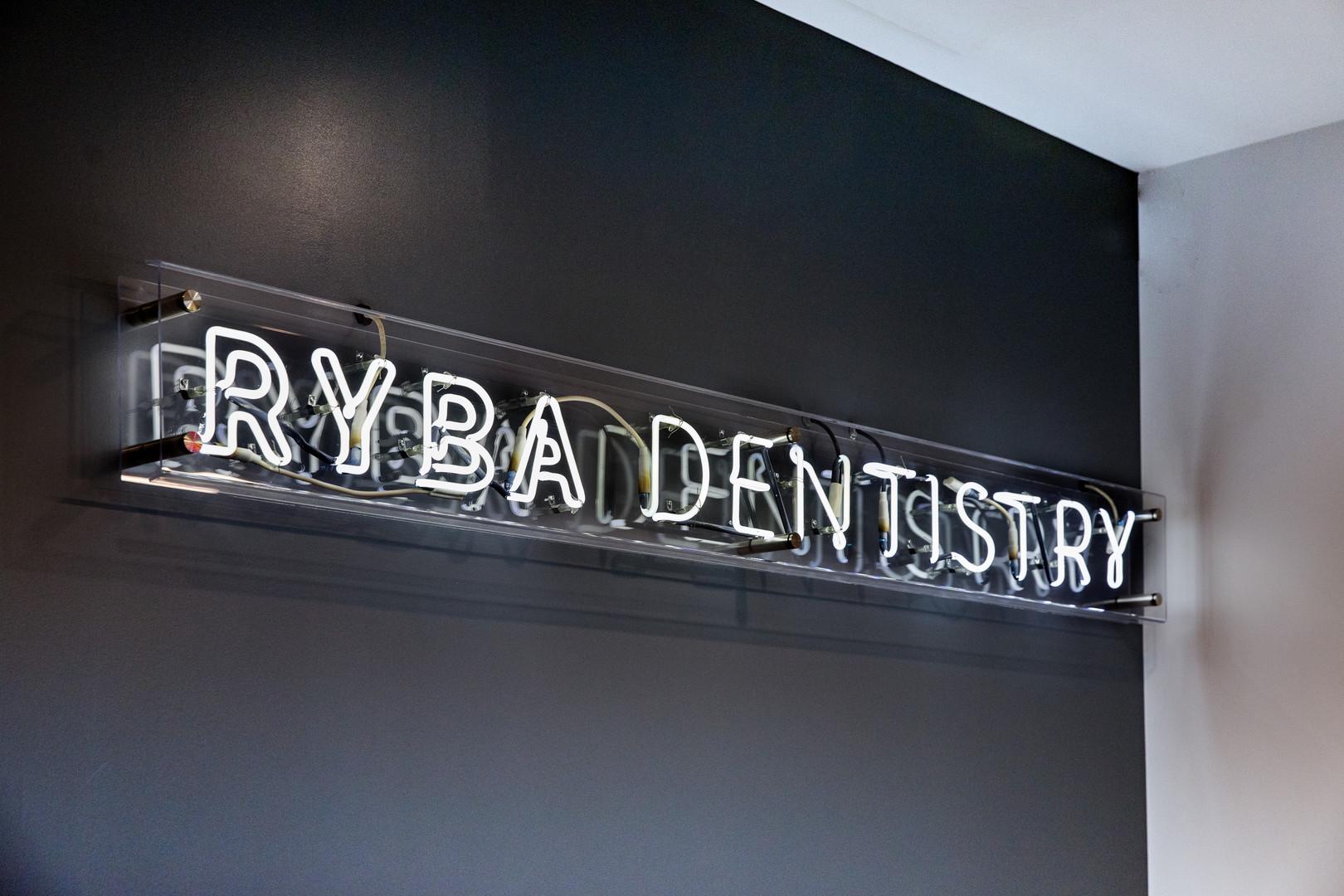 Ryba Dentistry   Neon