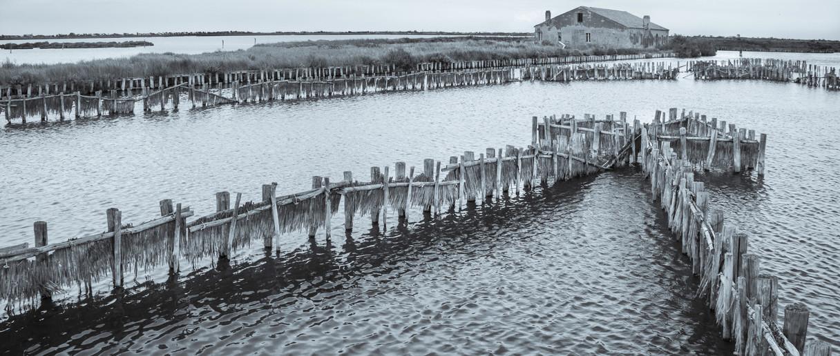 Lavoriero da pesca in canna palustre